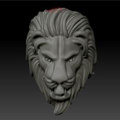 Imprimir en 3D LEON HINDU , Luis36