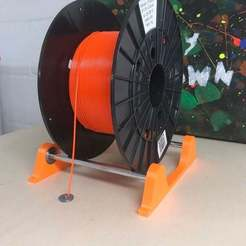 Free 3D model YASH - Yet Another Spool Holder, Chileo