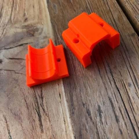 Download free 3D printer designs Haribo Y-Bearing Case, Chileo