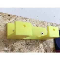 Télécharger fichier impression 3D gratuit Hammerhalter / Porte-marteau, Chileo