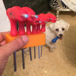 Archivo 3D SOPORTE HEXAGONAL gratis, MuSSy