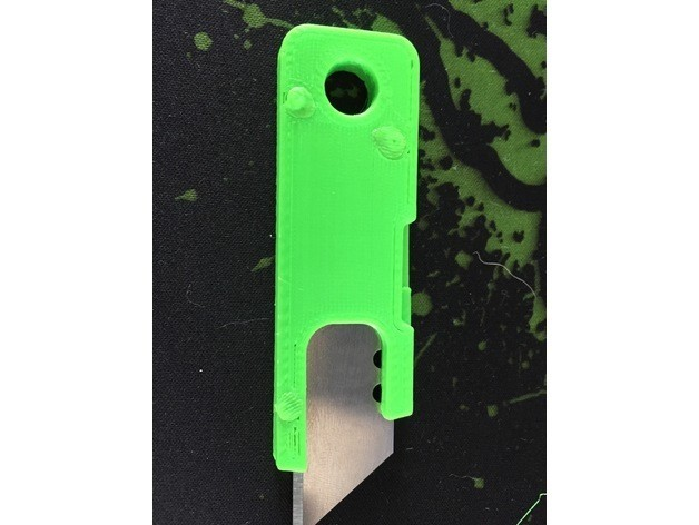 8c73c3df0fa853e6d82ab6ca41faacca_preview_featured.jpg Download free STL file Flat Box Cutter • 3D printable model, MuSSy