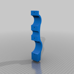 Front_upper_A.png Download free STL file Potato Cannon X • 3D printable design, MuSSy