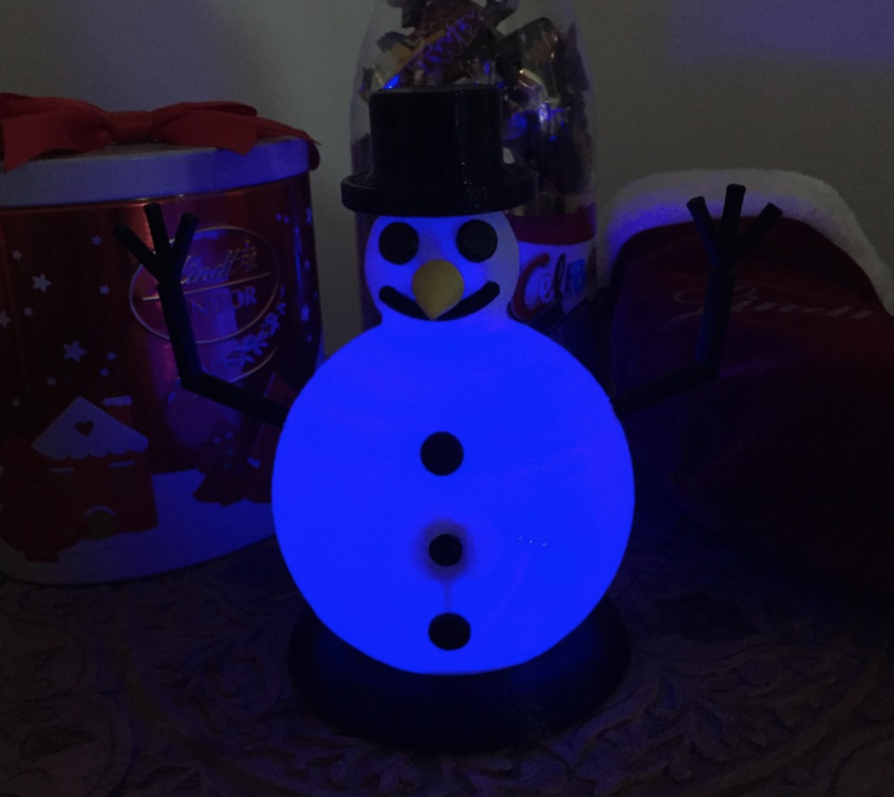 Capture d'écran 2018-01-02 à 15.15.49.png Download free STL file Glow In The Dark Snowman • Template to 3D print, MuSSy