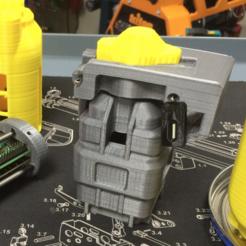 Descargar modelo 3D gratis GRANADA DE PULSO (Réplica), MuSSy