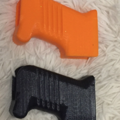 Download free 3D printing templates Mini AR 15 Grip, MuSSy