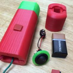 Modelos 3D para imprimir gratis TAZER V2, MuSSy