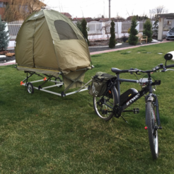 Download free 3D print files Bike Caravan / BOV (Bug Out Vehicle), MuSSy