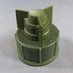 Impresiones 3D gratis MI-AP-DV-1959 (Objeto Histórico), MuSSy