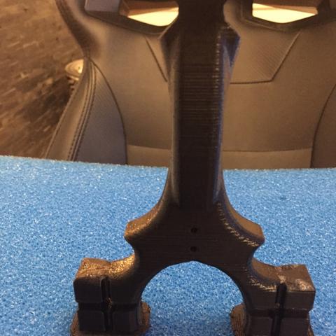 Descargar Modelos 3D para imprimir gratis GERMANY LEGAL SLINGSHOT (para Joerg Sprave), MuSSy