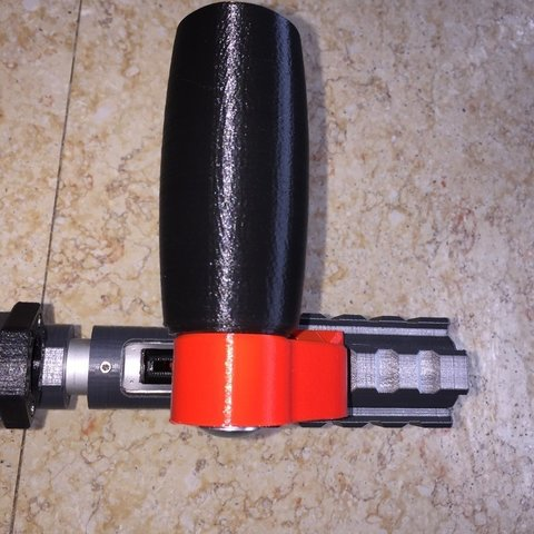 Free STL Chainsaw Grips (P-Rail Compatible), MuSSy