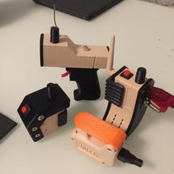 Descargar modelos 3D gratis Detonador de Fallout (Prop), MuSSy