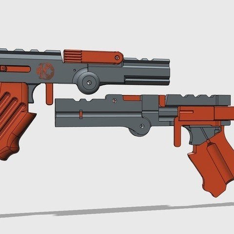 Descargar diseños 3D gratis B22 Bobcat (RÉPLICA/PROP), MuSSy