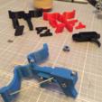 Descargar Modelos 3D para imprimir gratis Palillo de dientes, ballesta, MuSSy