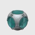 Capture d'écran 2018-07-10 à 10.46.41.png Download free STL file Porta-Fort (Fortnite) • 3D print template, MuSSy