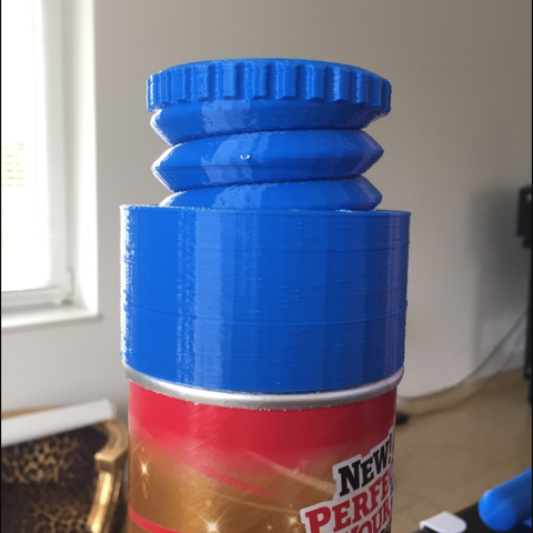 Capture d'écran 2017-12-29 à 10.09.13.png Download free STL file PRINGLES CAP • 3D printer object, MuSSy