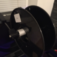 Capture d'écran 2017-12-28 à 15.47.01.png Download free STL file Makerbot Replicator + top mounted spool holder • Object to 3D print, MuSSy