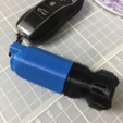 Capture d'écran 2017-12-28 à 15.51.26.png Download free STL file FUSION CORE KEY RING • 3D printable object, MuSSy