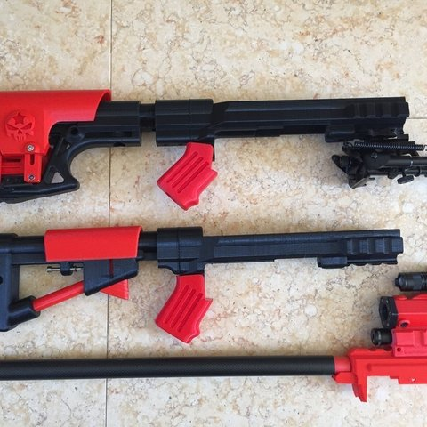 picture regarding Printable Gun Stock Templates named Obtain cost-free 3D printing templates \