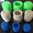 Capture d'écran 2017-12-29 à 10.08.12.png Download free STL file SALT&PEPPER CONTAINERS (CAMPING) • 3D print model, MuSSy