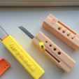 Free 3d printer model Workshop-Buddy (6 in 1 Multi tool), MuSSy
