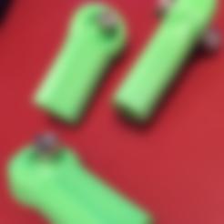 TIE_ROD_ENDS_v2.stl Download free STL file Tie Rod Ends • 3D printer model, MuSSy