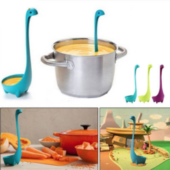 Free STL file Bronto Ladle (Kitchen), MuSSy