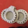 Modelos 3D para imprimir gratis Nunca pierdas la tapa de una botella de nuevo, MuSSy