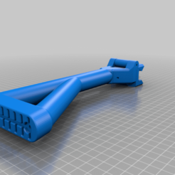 pdw_stock_combined.png Download free STL file PDW Stock X • 3D printable model, MuSSy