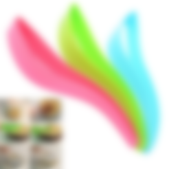 Free STL files Cake Slicer & Server, MuSSy