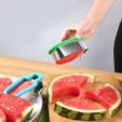 Capture d'écran 2018-01-09 à 10.05.32.png Download free STL file Watermelon Lolly Cutter • 3D printable template, MuSSy