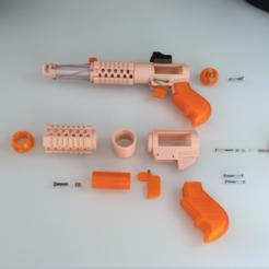 Free 3D model COBRAY TERMINATOR PISTOL, MuSSy