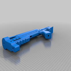 AR-ONE_COMBINED.png Download free STL file AR-ONE X (PROP) • 3D printing template, MuSSy