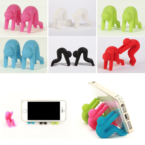 Free 3D printer files Funny Phone Stand, MuSSy