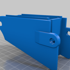 G36_MAGWELL_V9.png Download free STL file H&K G36 REVERSE ENGINEERING PROJECT • 3D print object, MuSSy