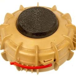 Plan imprimante 3D gatuit VS-50 AP Mine (Prop historique), MuSSy