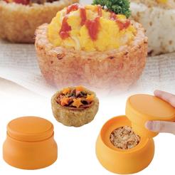 Descargar diseños 3D gratis Molde de nido de arroz, MuSSy
