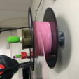 Free SPOOL HOLDER (Fully Adjustable) STL file, MuSSy