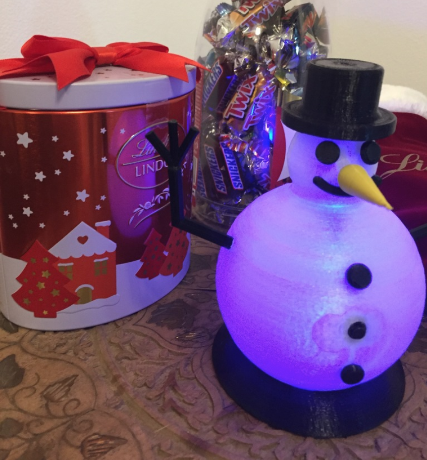 Capture d'écran 2018-01-02 à 15.15.45.png Download free STL file Glow In The Dark Snowman • Template to 3D print, MuSSy