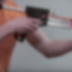 Télécharger fichier impression 3D gratuit CRAZY CROSSBOW (Mussy Design), MuSSy