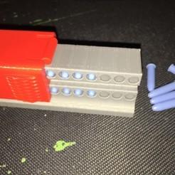 Télécharger plan imprimante 3D gatuit 30 round .22lr P-Rail Ammo Grip, MuSSy