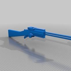 Archivos 3D gratis M6 Rifle Scout (RÉPLICA/PROP), MuSSy