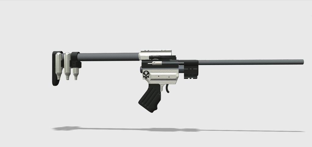 bcc93a3a8742c5f58332ba1b244cc9ea_display_large.jpg Download free STL file Teaser Poison Dart Gun ;) (OSS FLYING DRAGON) • 3D printing design, MuSSy