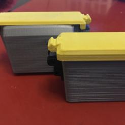 Télécharger fichier STL gratuit Mini-conteneur à courroie, MuSSy
