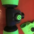 Descargar STL gratis Respirador funcional para máscara de humo / gas, MuSSy