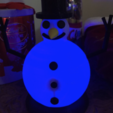 Capture d'écran 2018-01-02 à 15.15.56.png Download free STL file Glow In The Dark Snowman • Template to 3D print, MuSSy