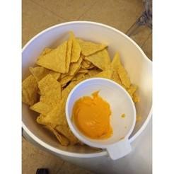Free stl files Sauce & Dip (Kitchen), MuSSy