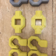 Capture d'écran 2018-01-02 à 14.36.35.png Download free STL file Bungee Hooks for Basha / Tarp • Template to 3D print, MuSSy