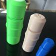 Capture d'écran 2017-12-29 à 10.07.53.png Download free STL file SALT&PEPPER CONTAINERS (CAMPING) • 3D print model, MuSSy