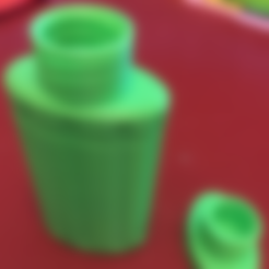 bottle_body.stl Download free STL file Winter is here part 2! (drinking flask) • 3D printer template, MuSSy